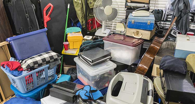 7 Ways to declutter