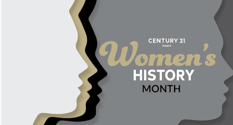 Celebrating Women's History Month at CENTURY 21 Award